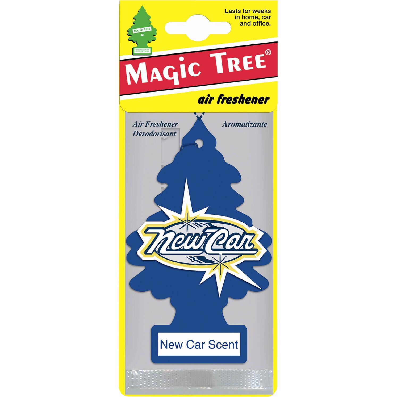 Image of Saxon Magic Tree Air Freshener New Car