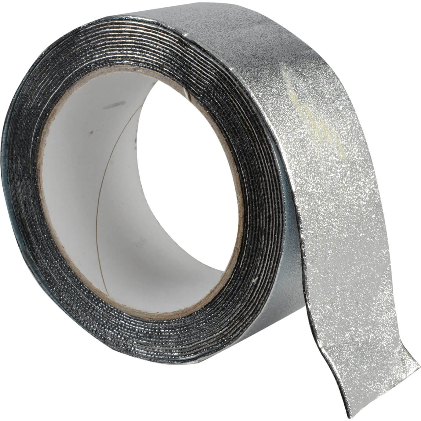 Image of Sylglas Aluminium Tape Silver 100mm 4m
