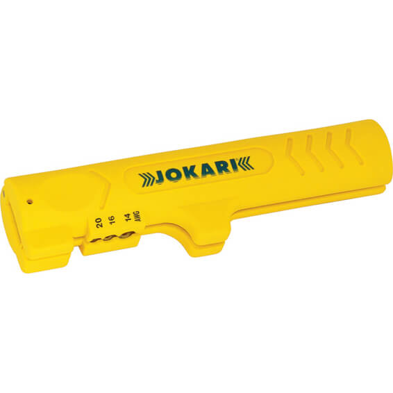 Click to view product details and reviews for Jokari Flat Cable Wire Stripper.