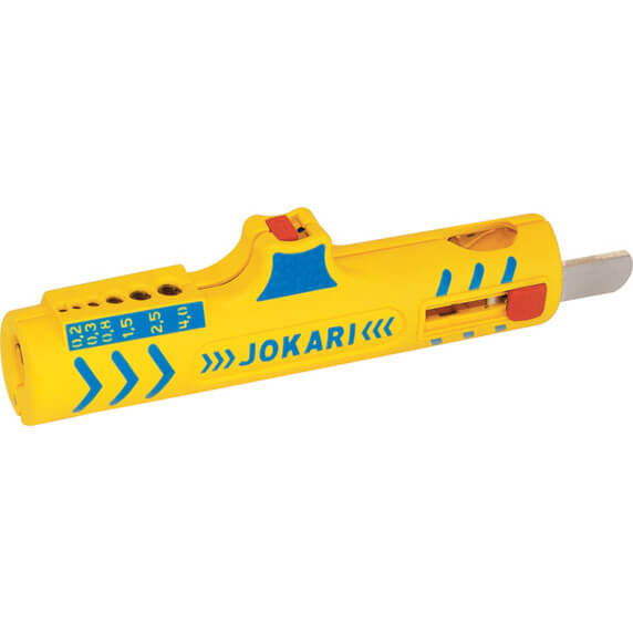 Click to view product details and reviews for Jokari Round Cable Wire Stripper.