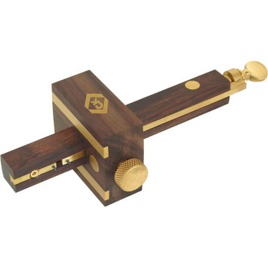 Click to view product details and reviews for Ck Rosewood Marking Mortice Gauge.
