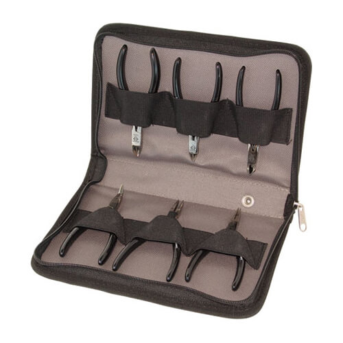 Image of CK 6 Piece Precision Plier Set