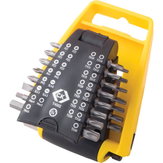 Image of CK 31 Piece Screwdriver Bit Set
