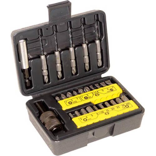 Image of CK 27 Piece Quick Change Drill and Screwdriver Bit Set
