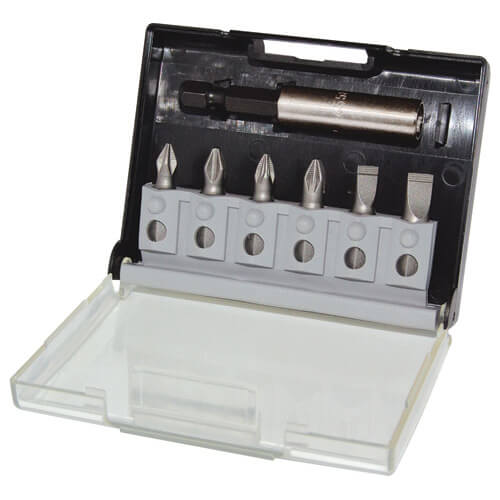 Image of CK 7 Piece Screwdriver Bit Set