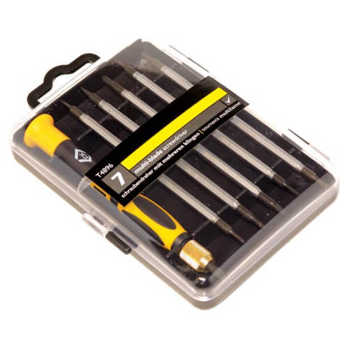 Image of CK 7 Piece Precision Screwdriver Set