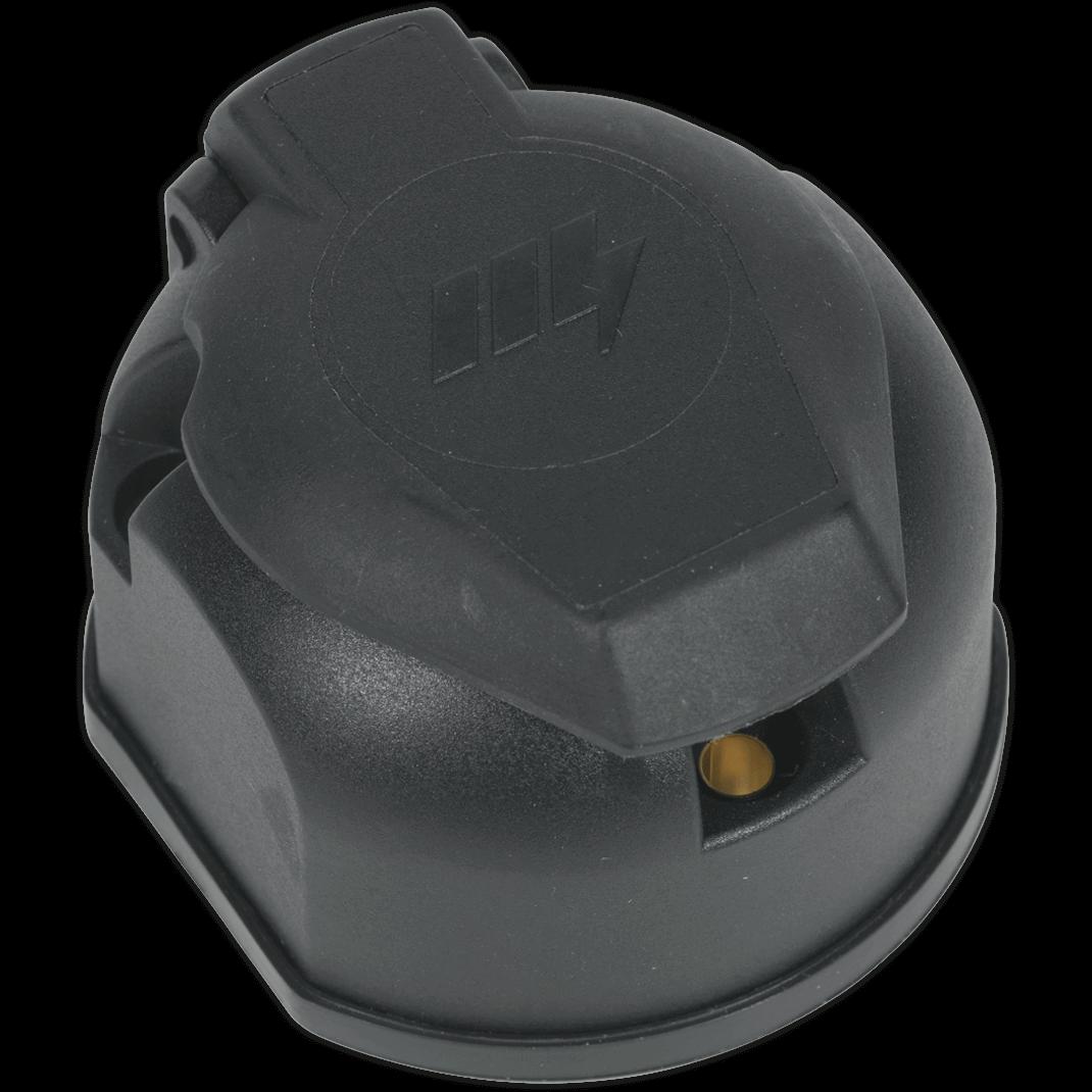 Sealey 13 Pin Euro Towing Socket Plastic 12v