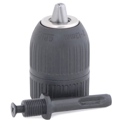 """Compare prices for 1/2"""" Keyless Chuck & SDS Adaptor"""
