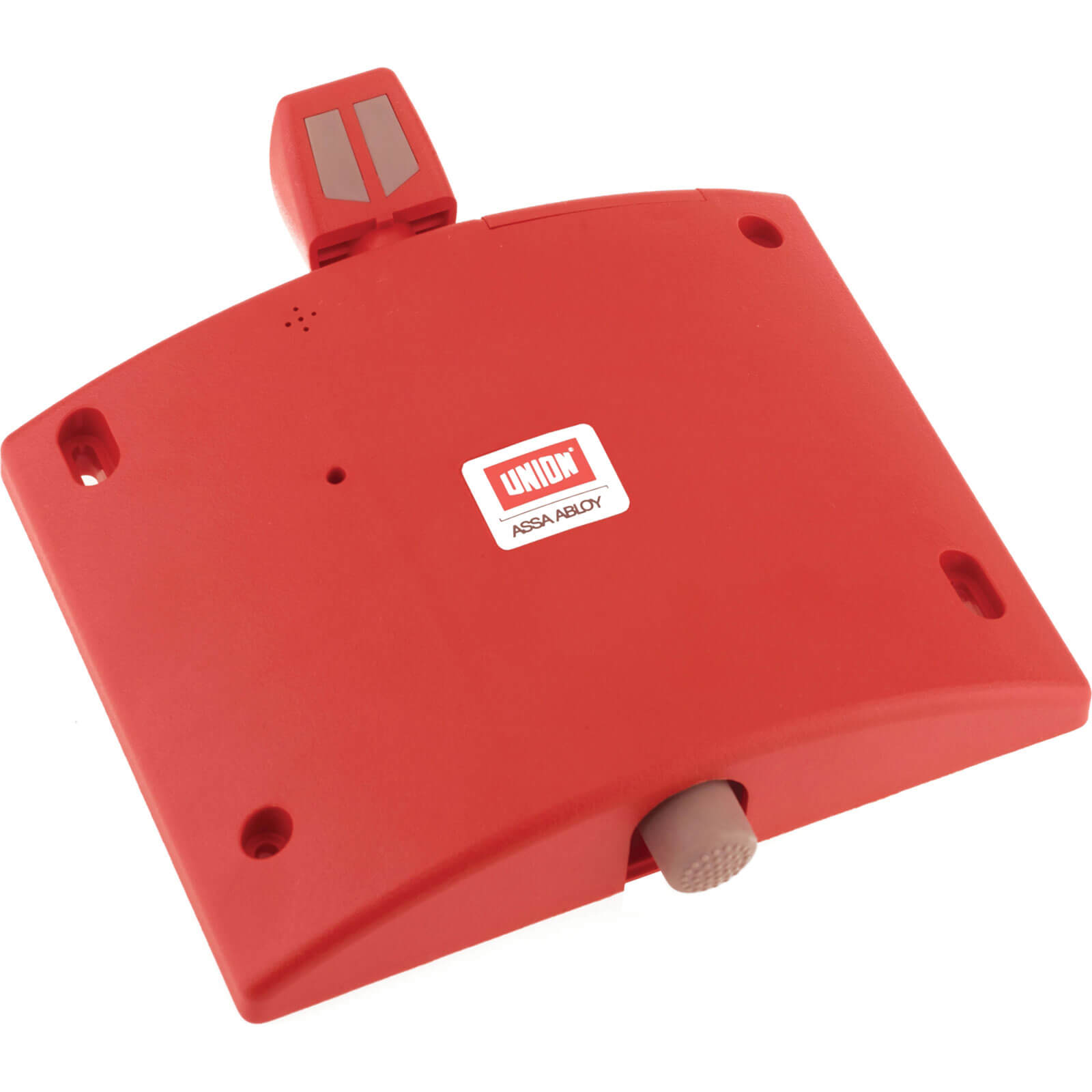 Image of Union Doorsense Acoustic Fire Door Release Device Red