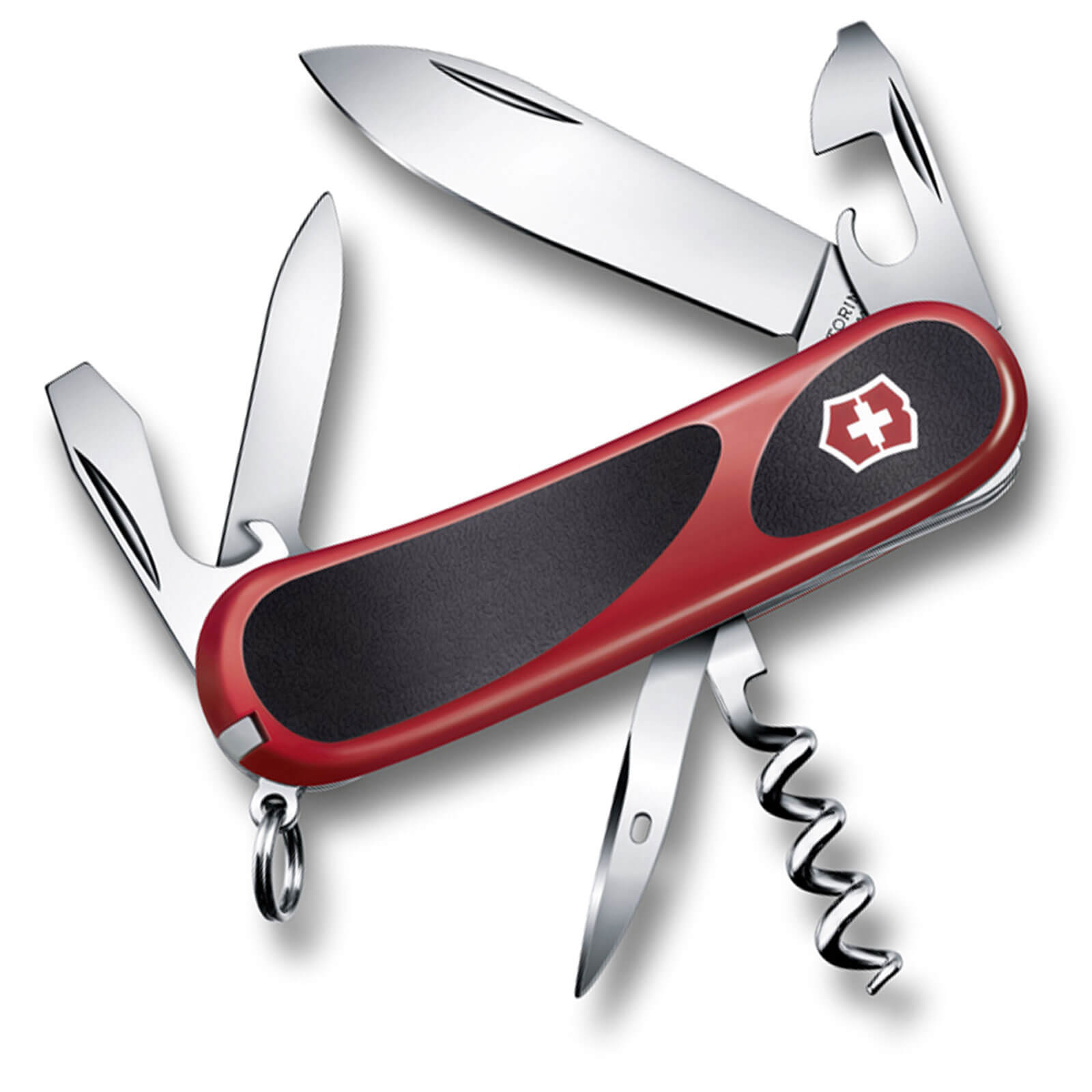 Image of Victorinox Evolution 10 Swiss Army Knife Red / Black