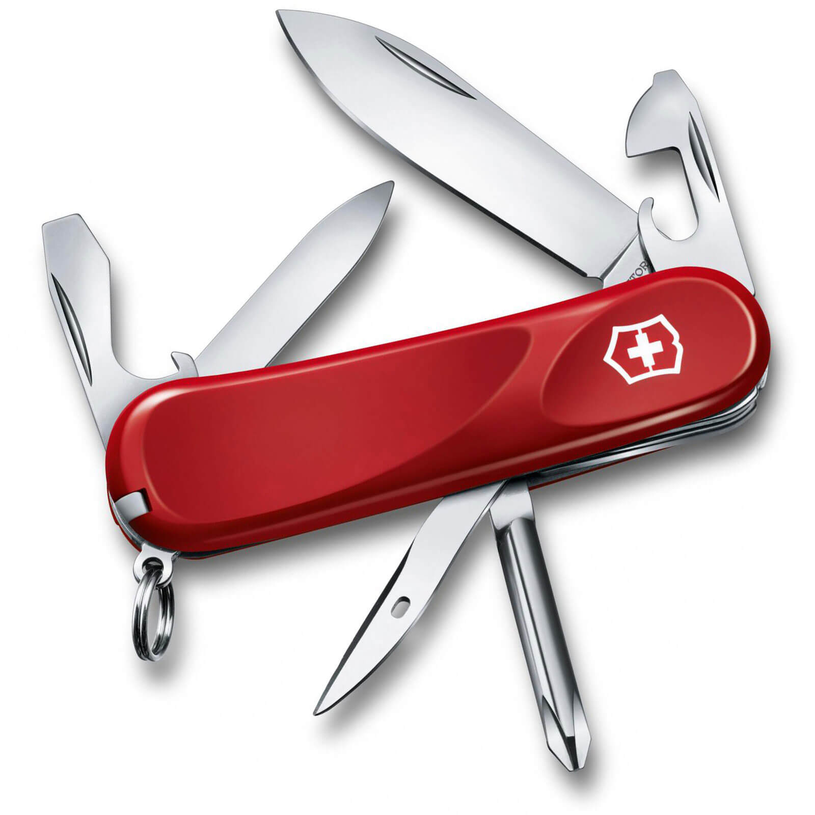 Image of Victorinox Evolution 11 Swiss Army Knife Red
