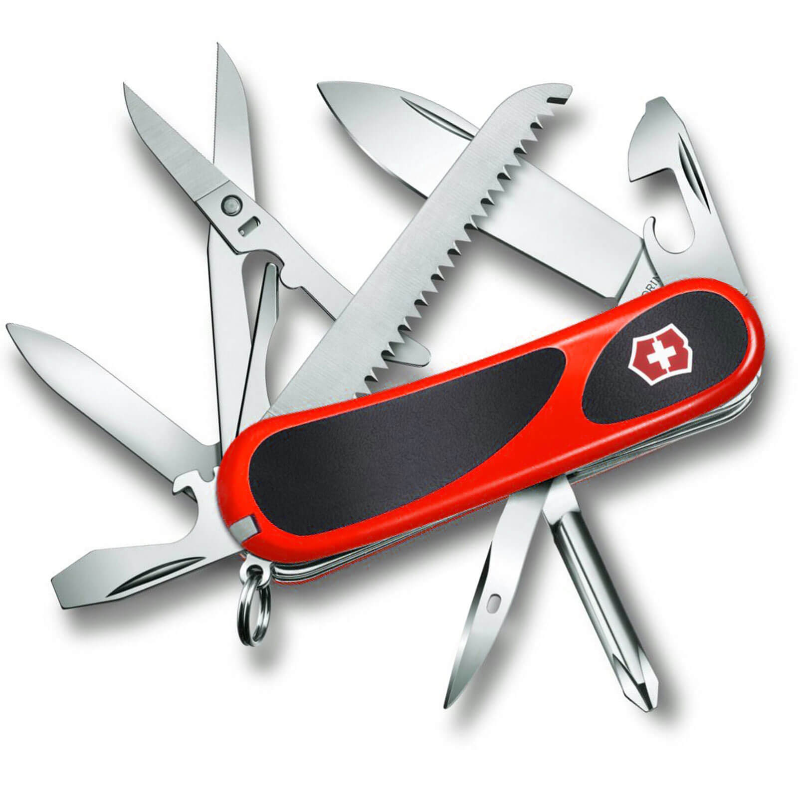 Image of Victorinox Evolution 18 Swiss Army Knife Red / Black