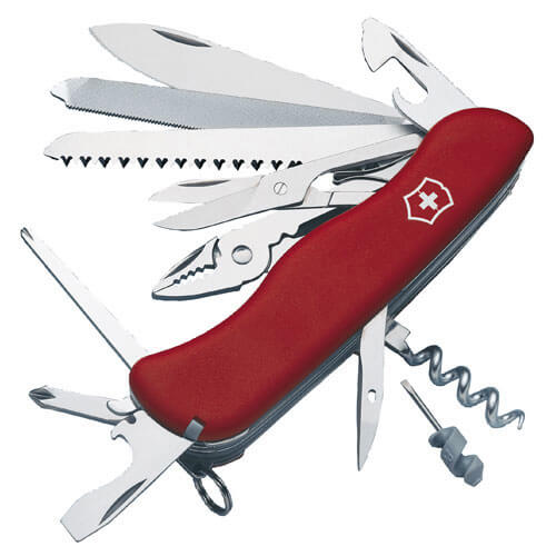 Victorinox Workchamp Lock Blade Swiss Army Knife Swiss