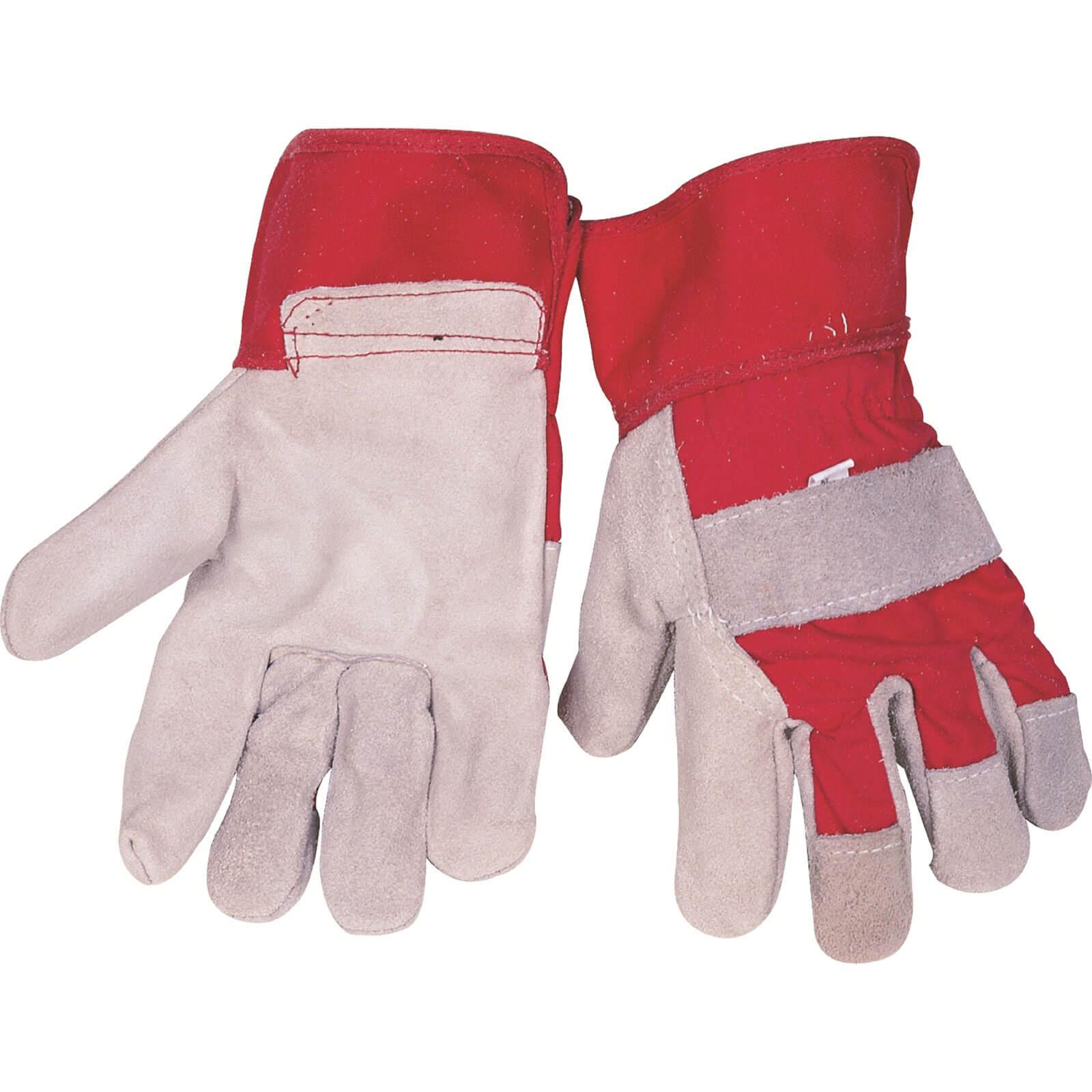 Vitrex Premium Heavy Duty Rigger Gloves XL