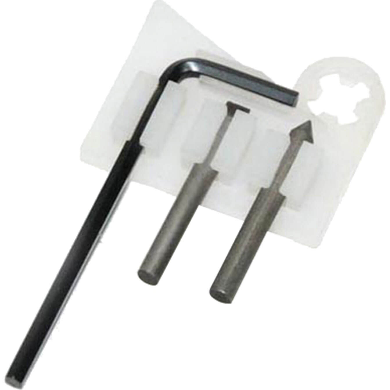 Image of Vitrex 3 Piece Tip Set for Tile Grout Out Tool