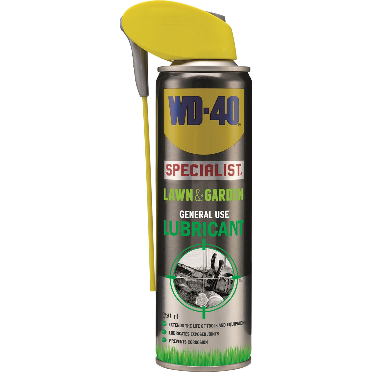Image of WD40 Lawn & Garden General Use Lubricant 250ml
