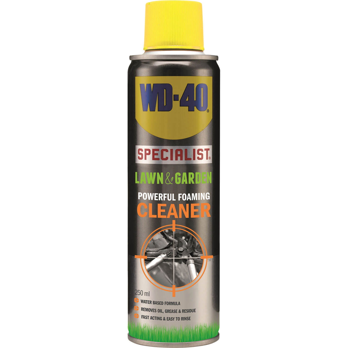 Image of WD40 Lawn & Garden Foaming Cleaner 250ml