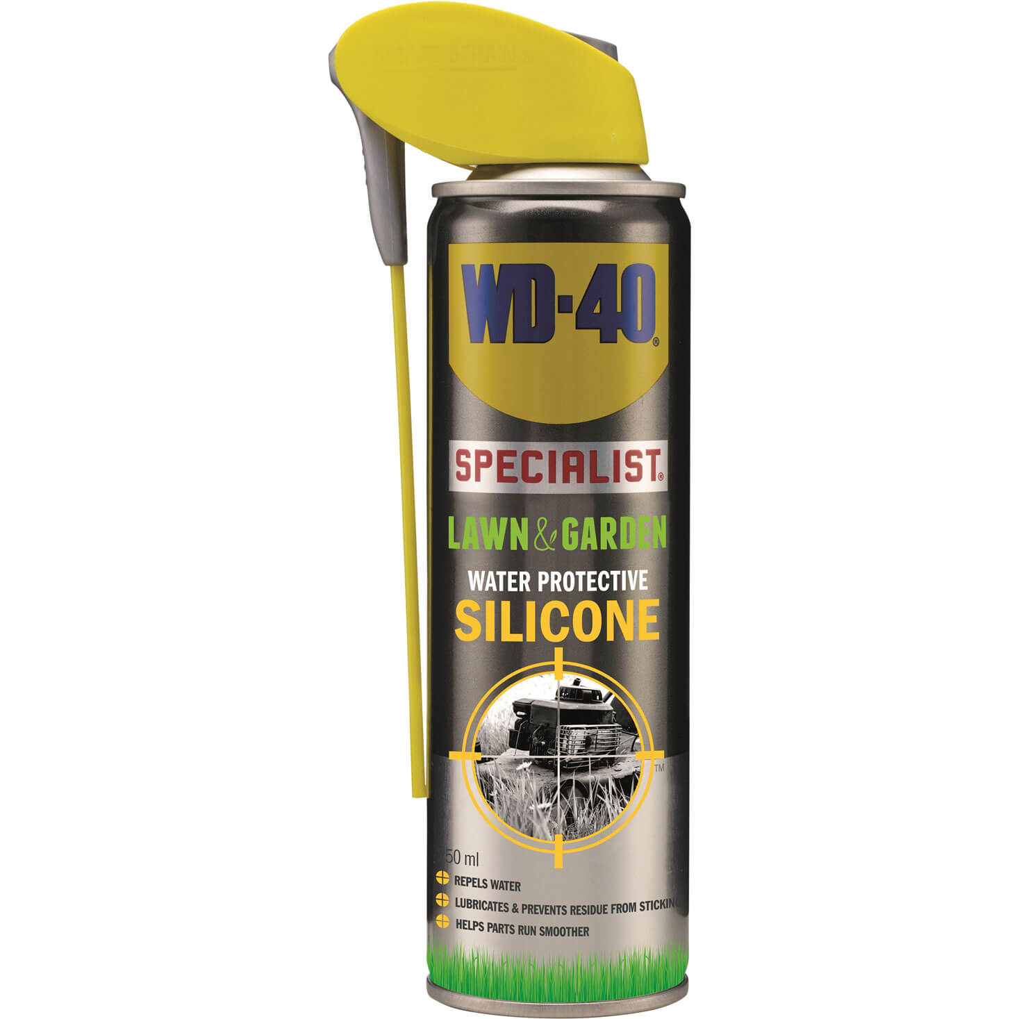 Image of WD40 Lawn & Garden Protective Silicone 250ml