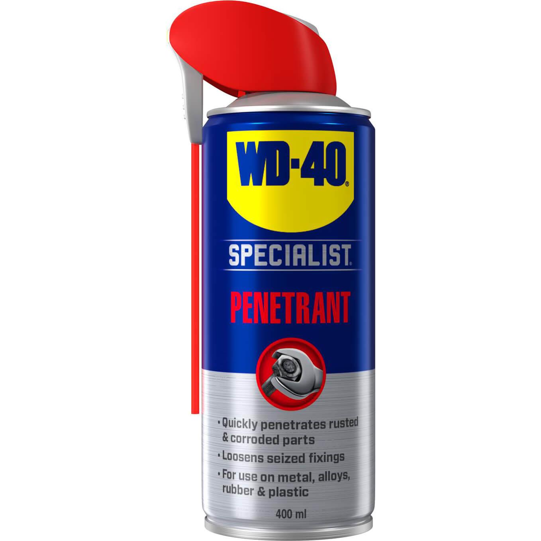Image of WD40 Specialist Penetrant Aerosol Spray 400ml