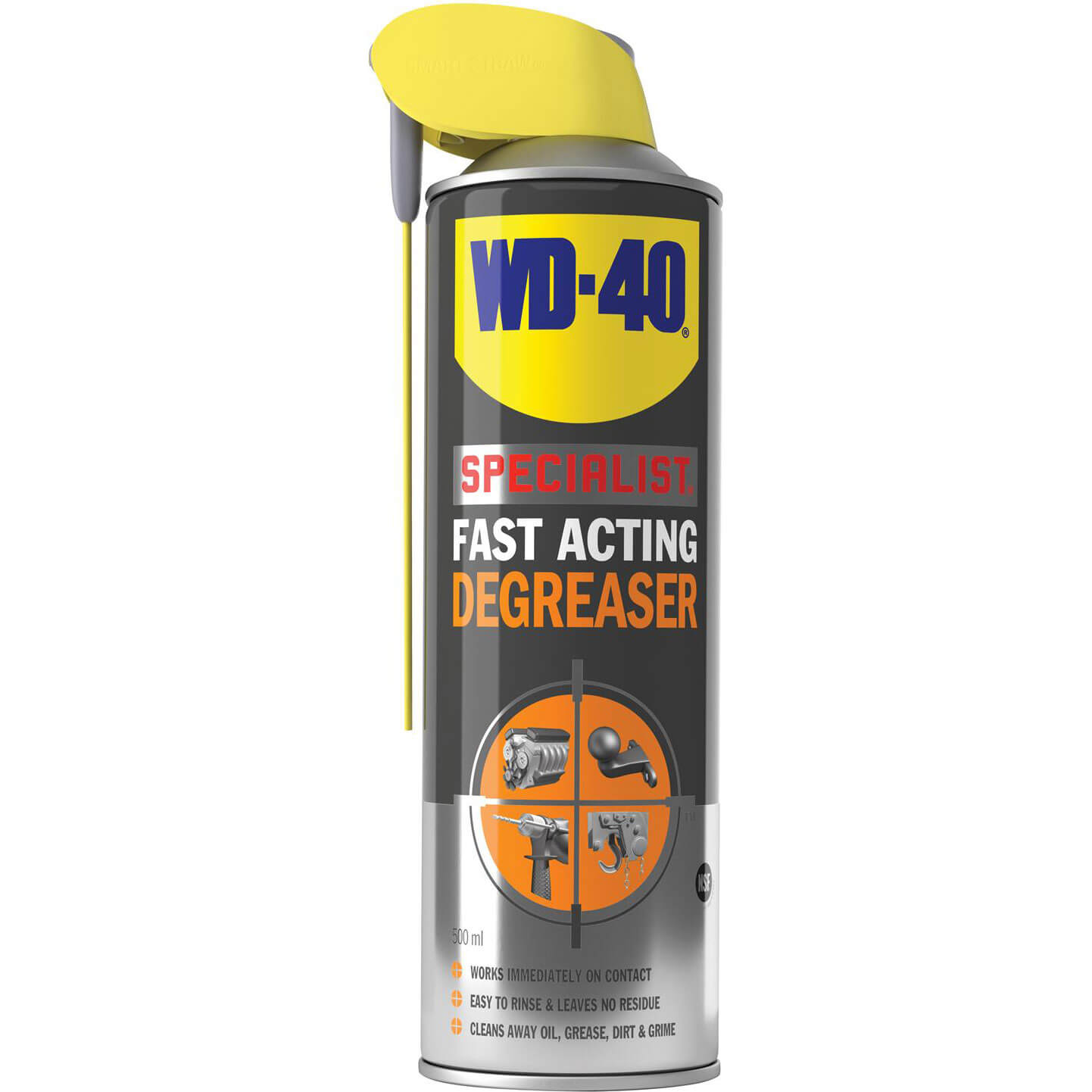 Image of WD40 Specialist Degreaser Aerosol Spray 400ml
