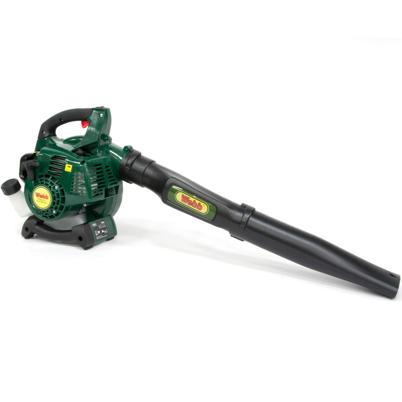 Webb WEBV26 Petrol Garden Vacuum & Leaf Blower