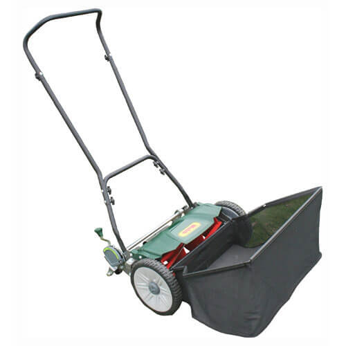 Image of Webb WEH18 Push Hand Cylinder Lawnmower 450mm