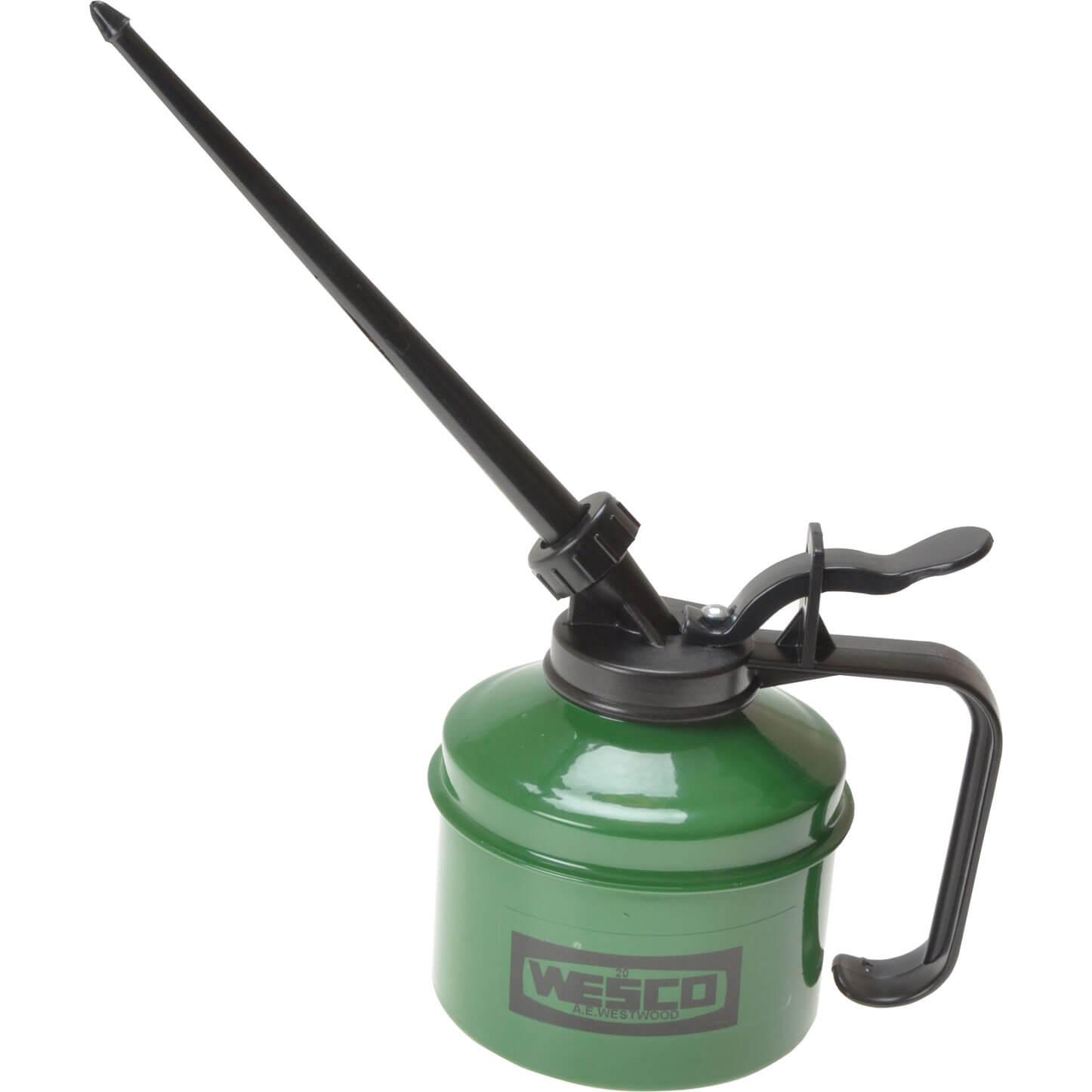 Wesco Metal Oil Can & Nylon Spout 350ml