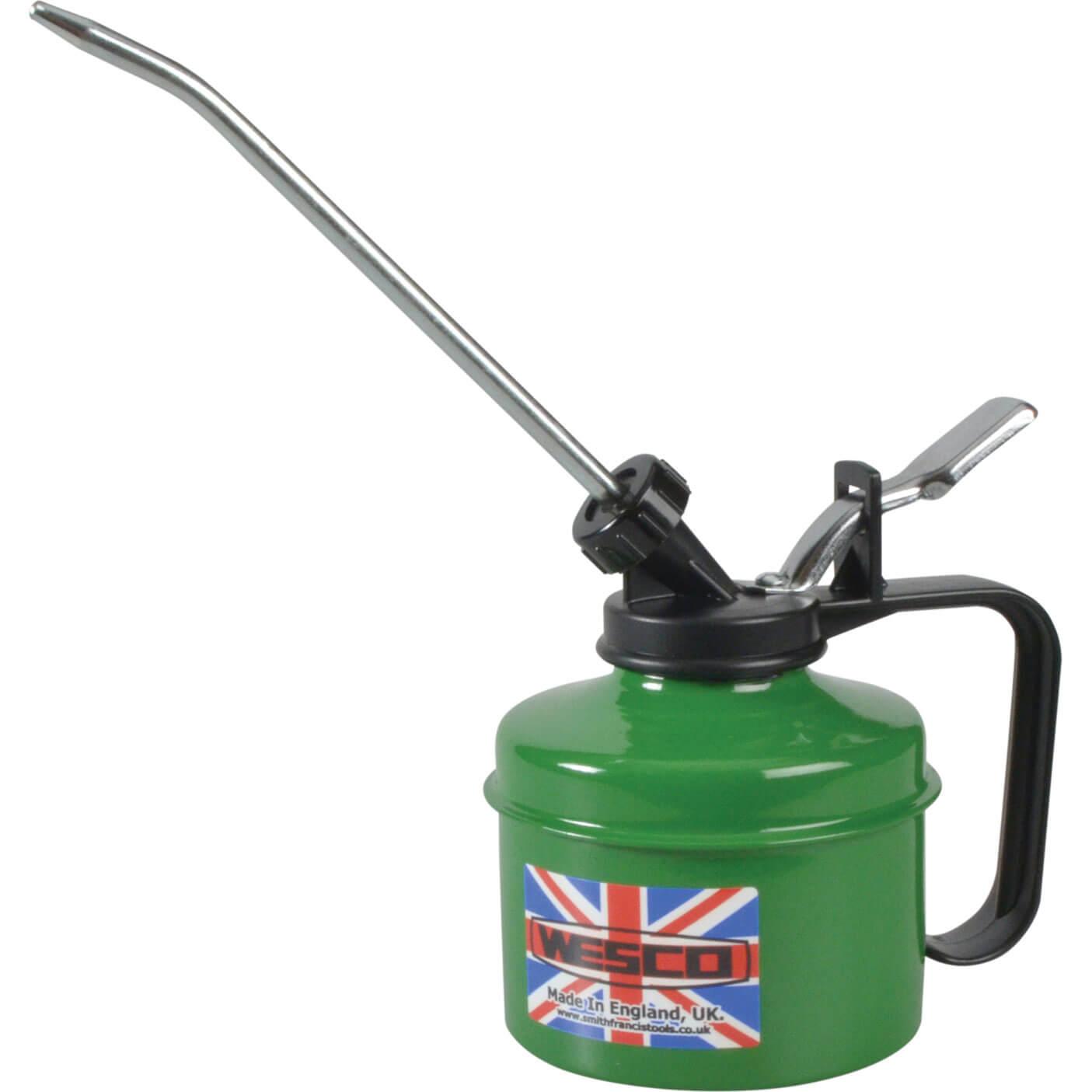 Wesco Metal Oil Can & Metal Spout 350ml