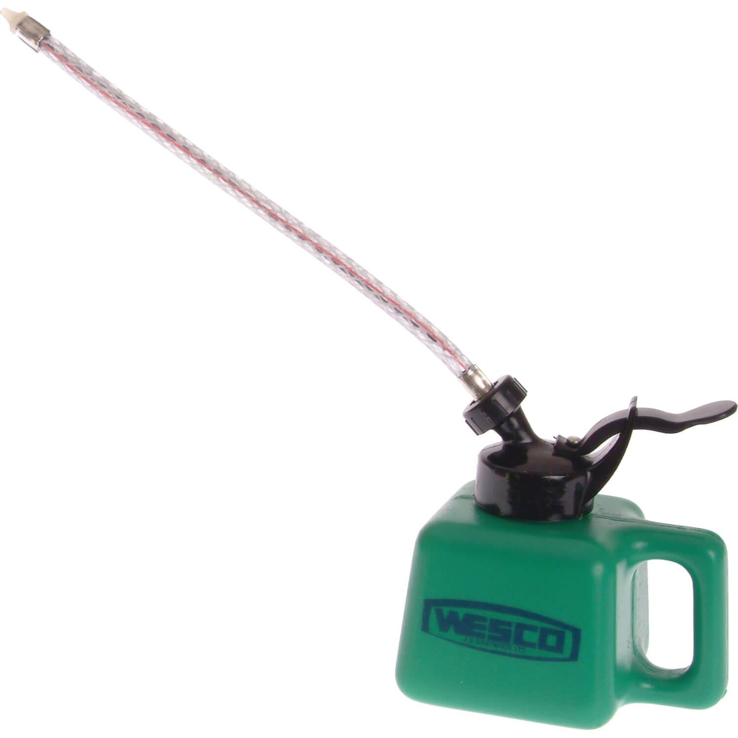 Wesco Polythene Oil Can & Flexible Spout 350ml