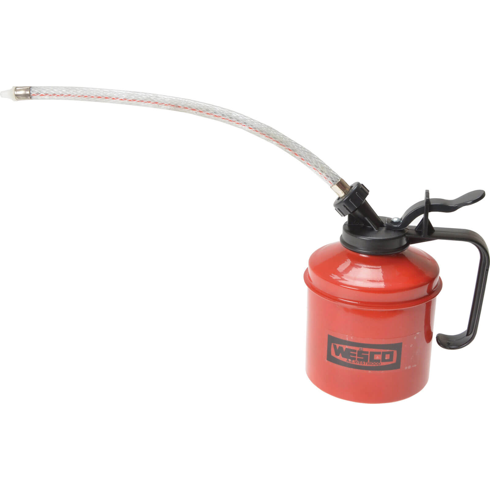 Image of Wesco Metal Oil Can & Flexible Spout 500ml