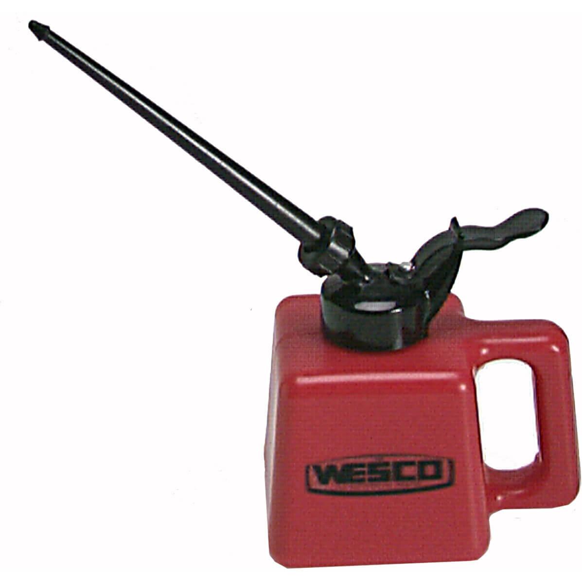 Wesco Polythene Oil Can & Nylon Spout 500ml