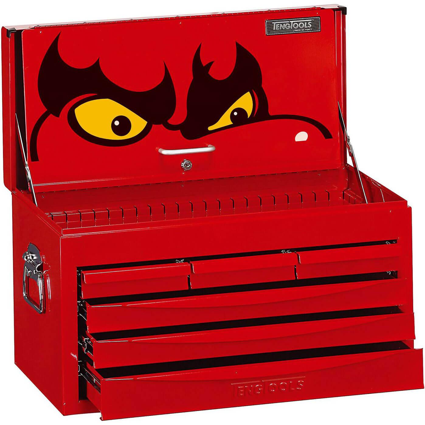 Image of Teng 335 Piece Top Box Starter Tool Kit