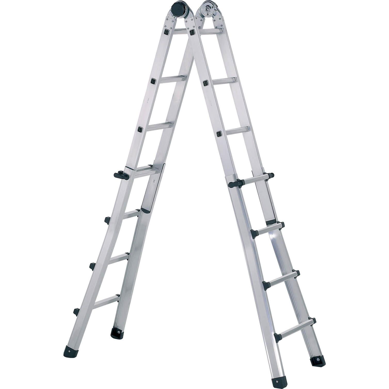 Zarges Z500 Telescopic Combination Ladder 5.3m