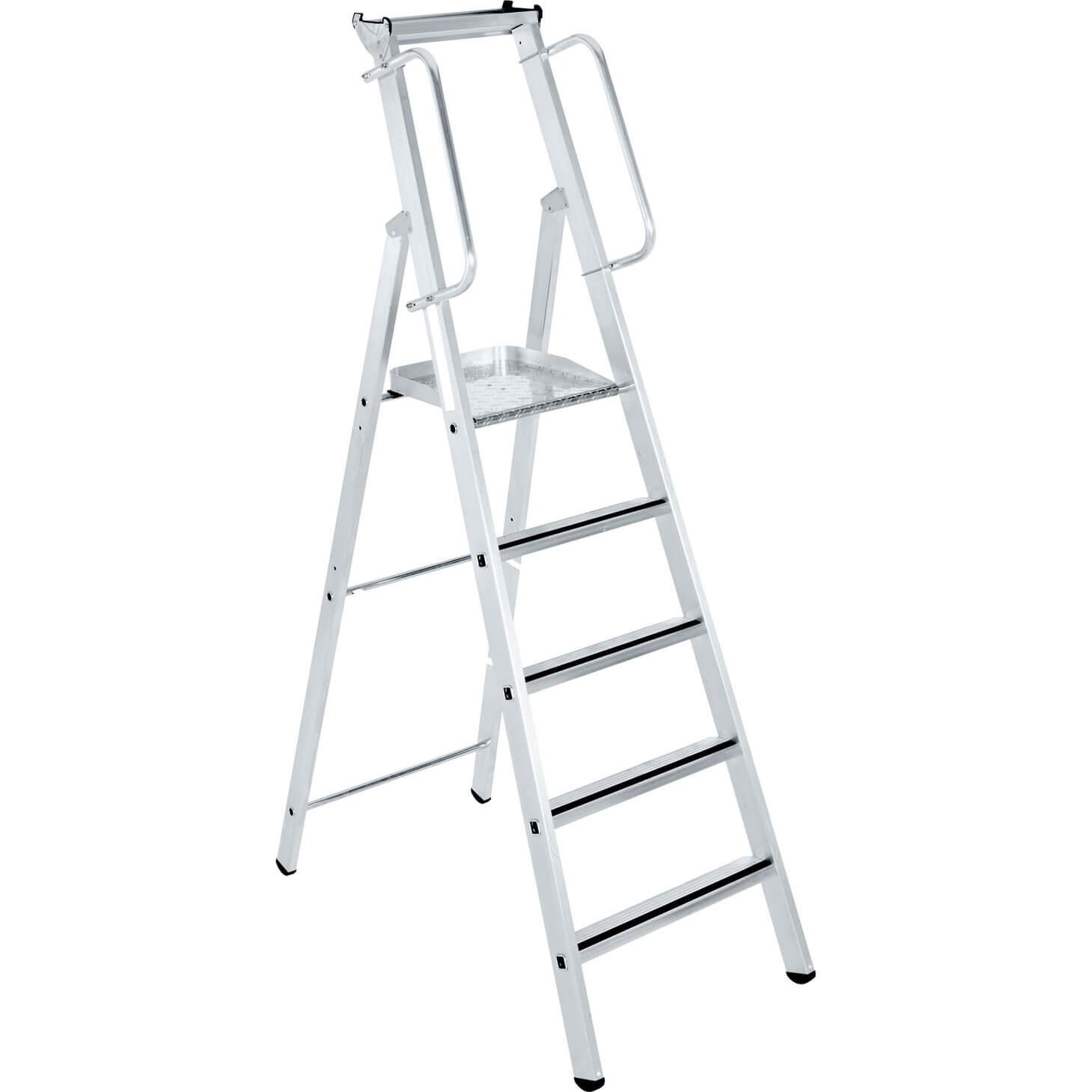Zarges Z600 Master Step Platform Step Ladder 6