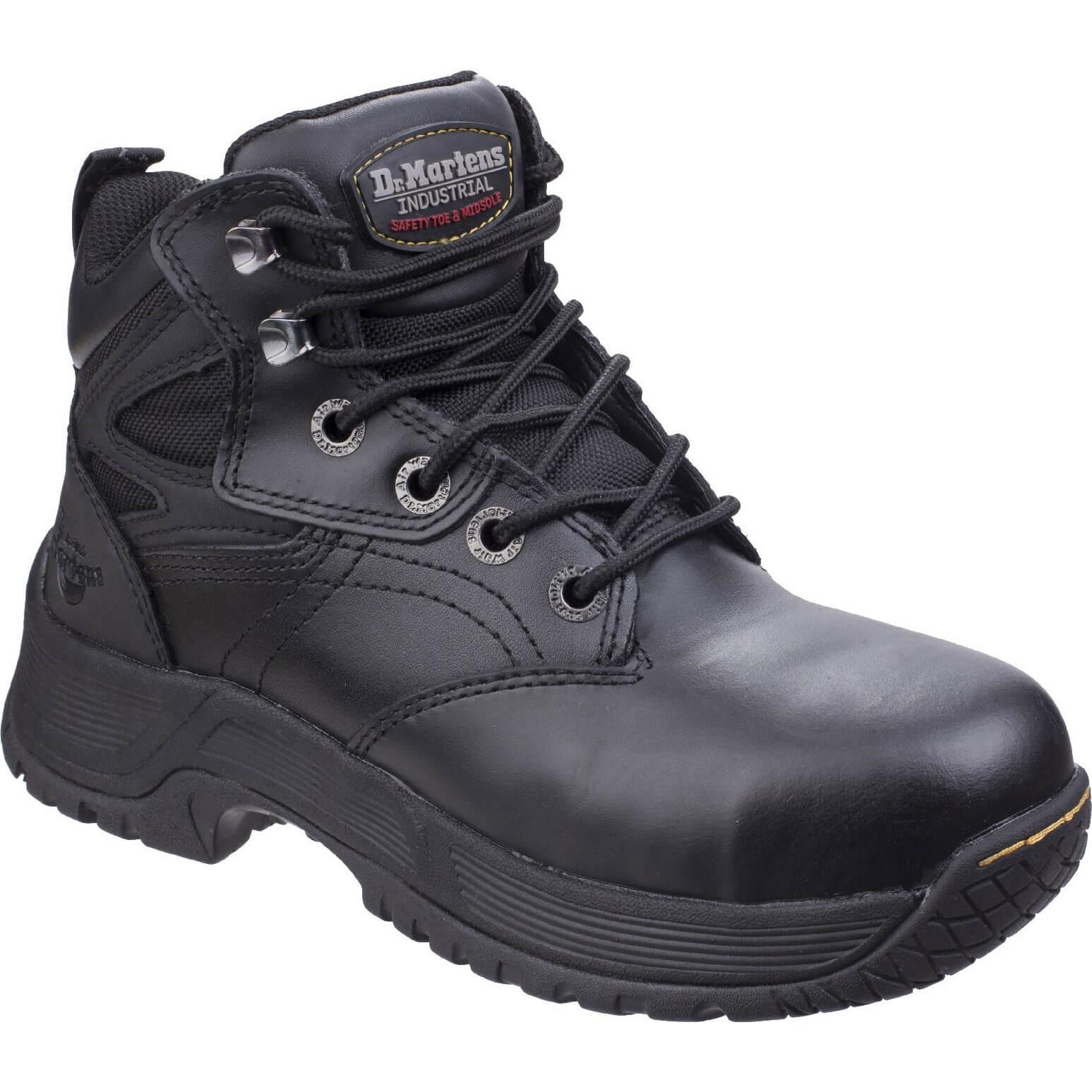 CHEAP Dr Martens Mens Torness Mens Safety Boots Black Size 5 – Men's Footwear