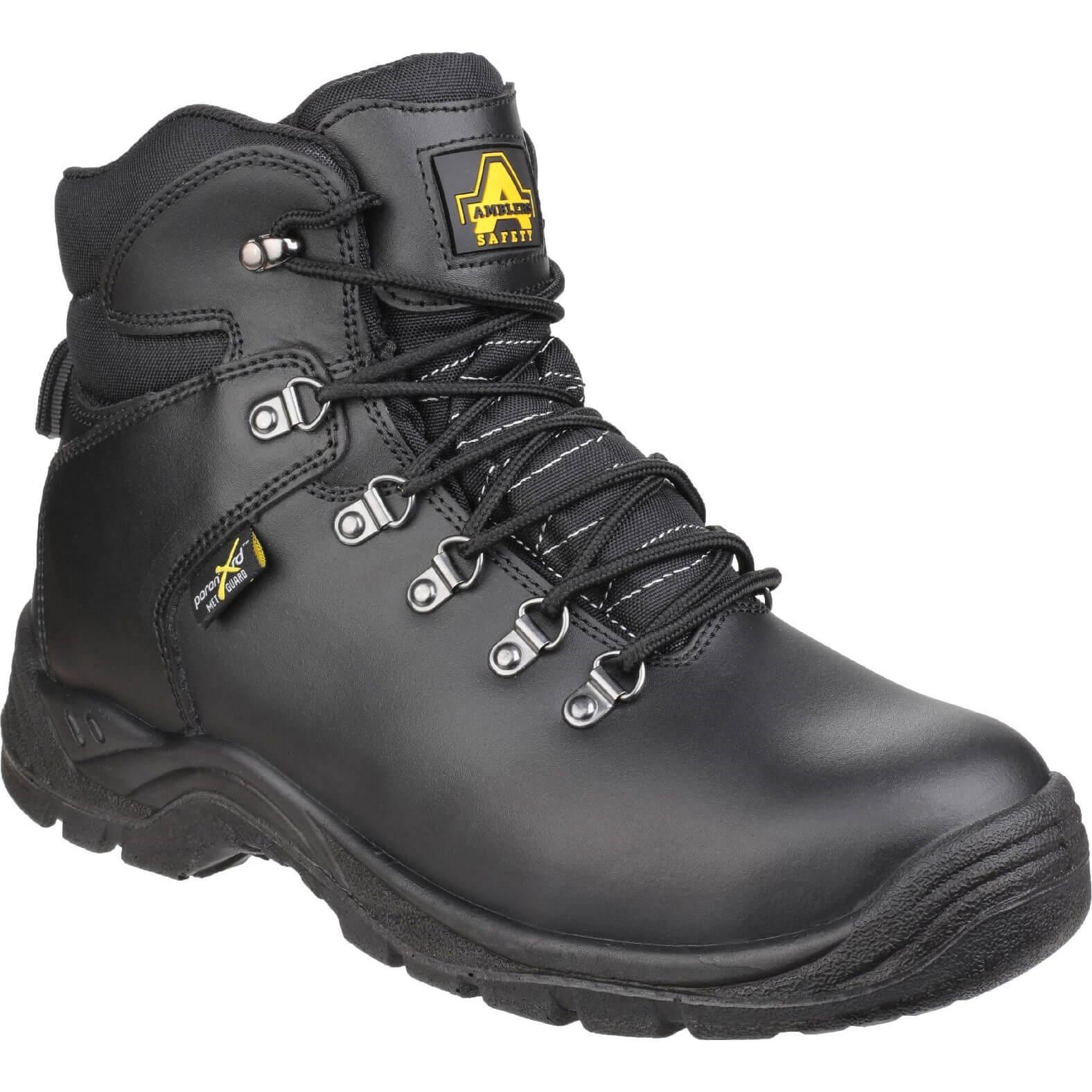 CHEAP Amblers Mens Safety As335 Poron Xrd Internal Metatarsal Safety Boots Black Size 9 – Men's Footwear