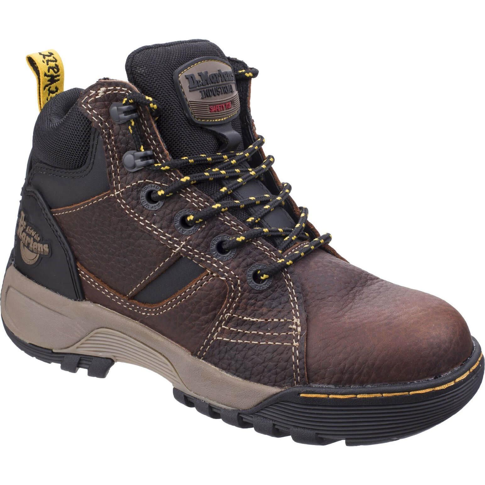 CHEAP Dr Martens Mens Grapple Safety Boots Teak Size 13 – Men's Footwear
