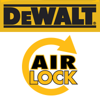 Dewalt Air Lock & Dust Extraction Systems