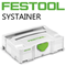 Festool Systainer Tool Cases