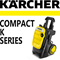 Karcher Compact K Series Pressure Washers