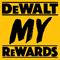 DeWalt Rewards at Tooled-Up.com
