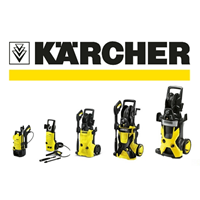 Karcher K Series Pressure Washers