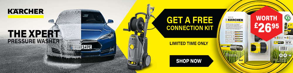Karcher Xpert Pressure Washer Offer