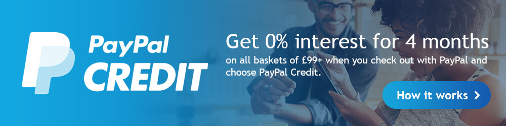 PayPal Credit Tooled-Up.com