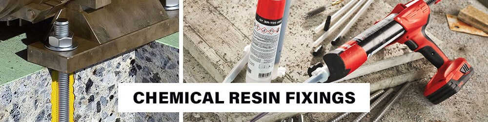 Chemical Resin Fixing