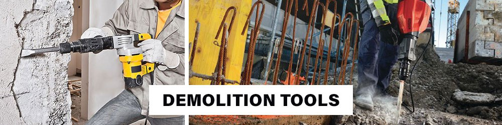 Demolition Tools heavy duty