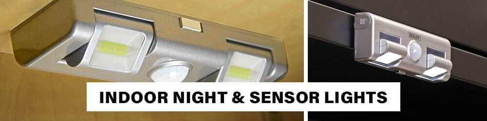 Indoor Night Sensor Light