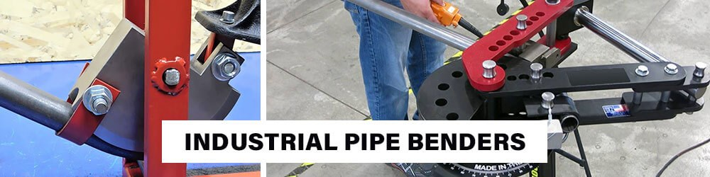 Industrial Pipe Bender
