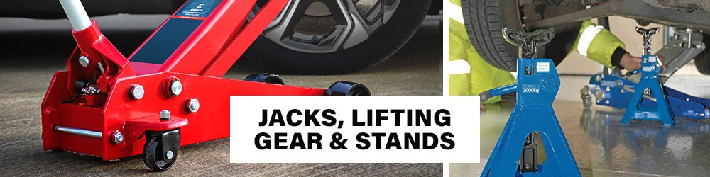 Jacks Lifting Gear Axle Stands Car Ramp