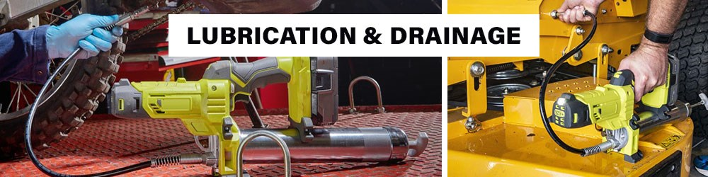Lubrication Drainage Grease
